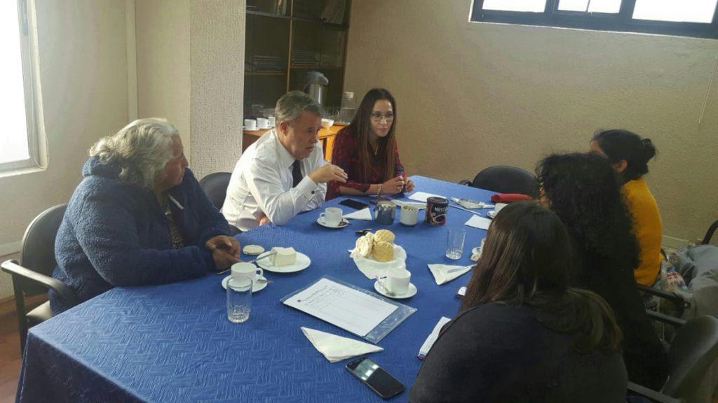 Director SSC Se Reunió Con Mesa Intercultural En Salud