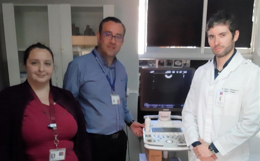 Exámenes Radiológicos Reducen Listas De Espera En El CVMF