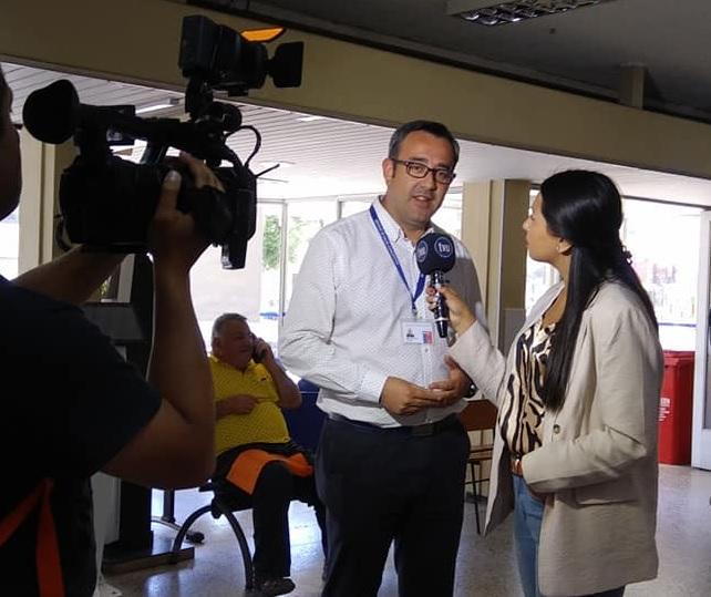 Exámen De Medicina Preventiva En El Cesfam Dr. Víctor Manuel Fernández