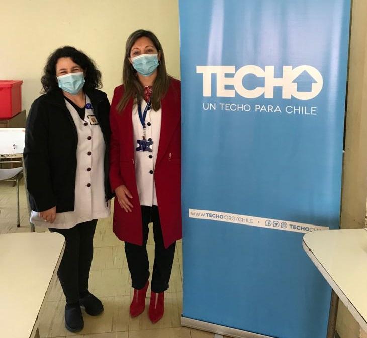 Cesfam Víctor Manuel Fernández Y Techo Para Chile Se Unen Para Llevar Atención En Salud A Campamentos.