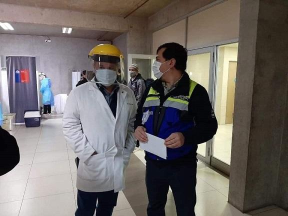 Operativo De Salud Permite Realizar Test PCR En Terminal Collao