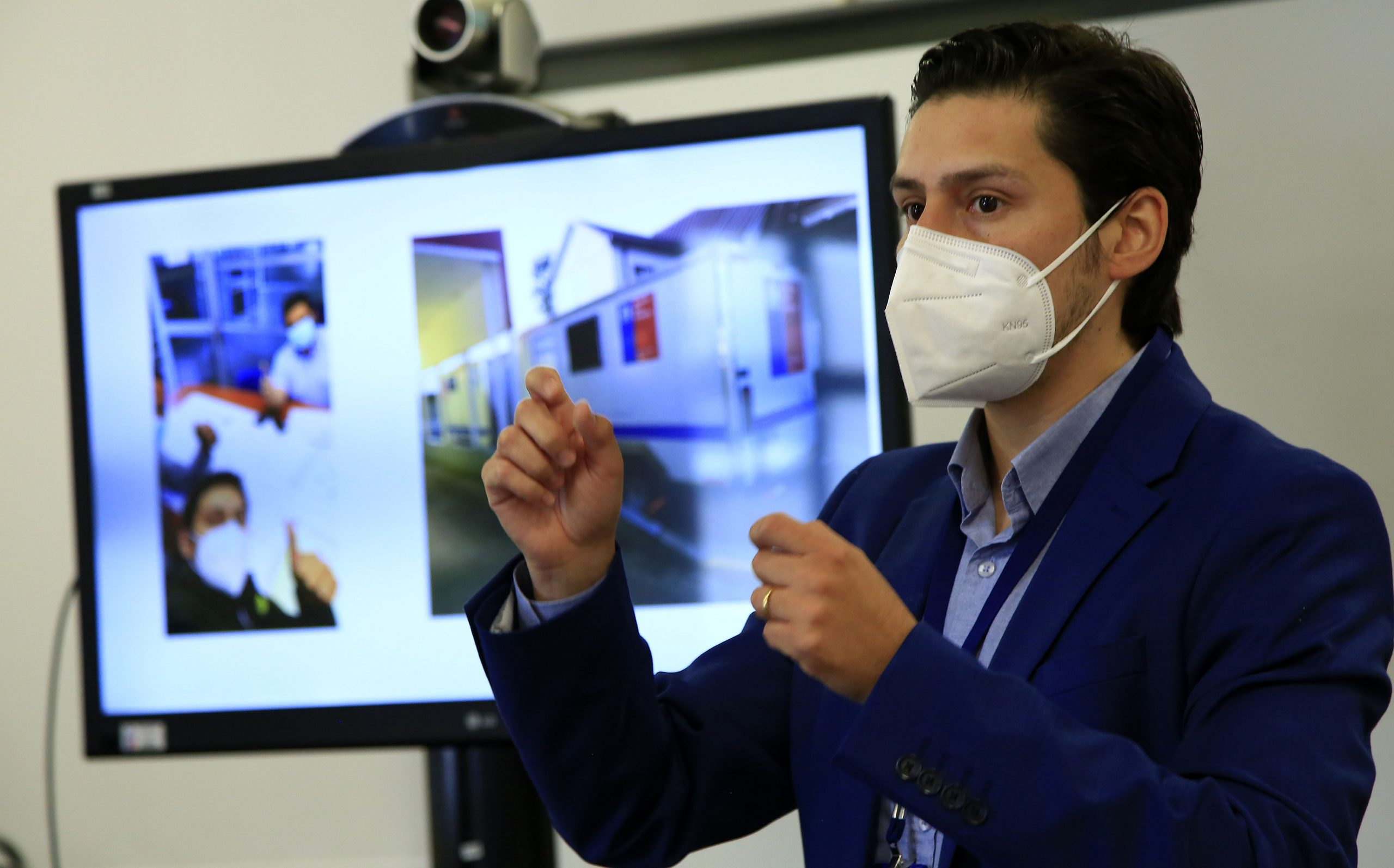 Cesfam Victor Manuel Fernández Presenta Modelo De Atención Dental En Pandemia