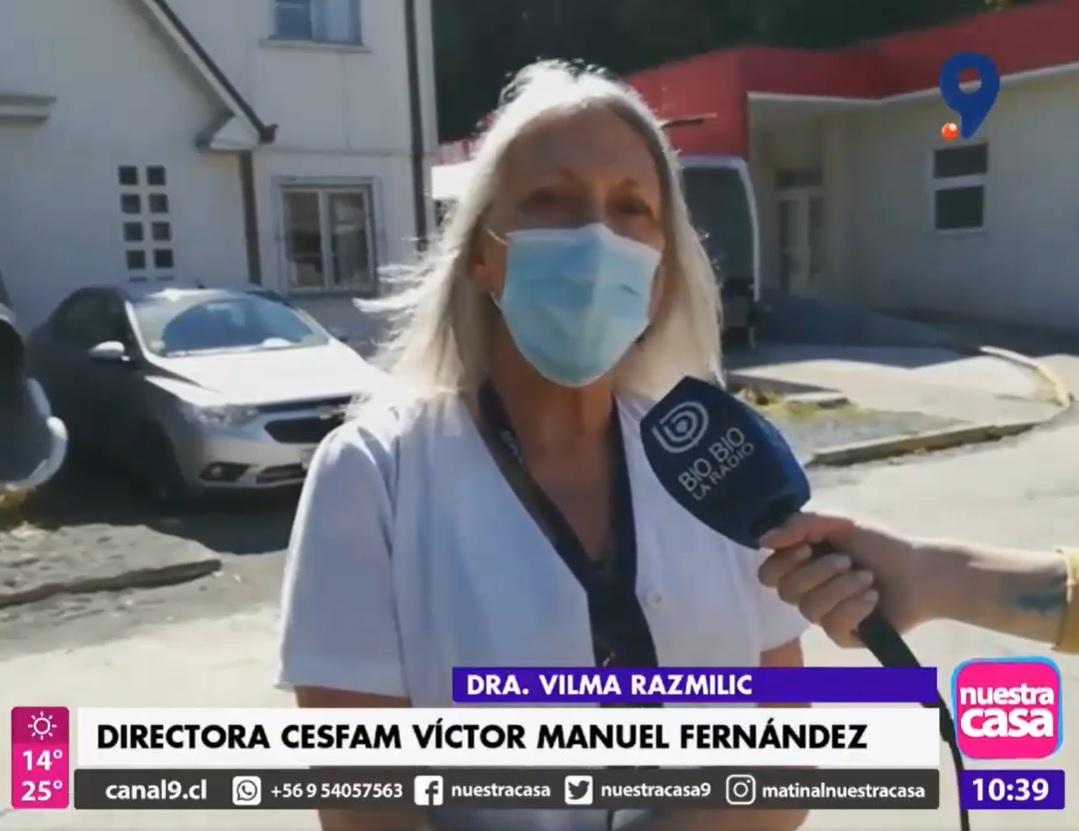 Cesfam Víctor Manuel Fernández: Conoce El Modelo De Atención Dental En Pandemia