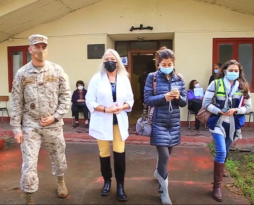 Proceso De Vacunación De Influenza Alcanza Un 19,7% De Avance En Su Población Objetiva A Nivel Regional