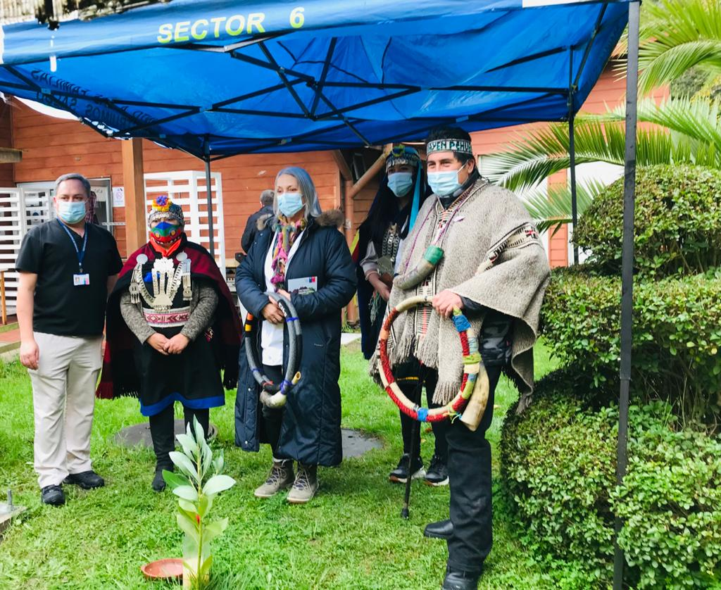 En CESFAM VICTOR MANUEL FERNANDEZ Celebraron Año Nuevo Mapuche. WETRIPANTU