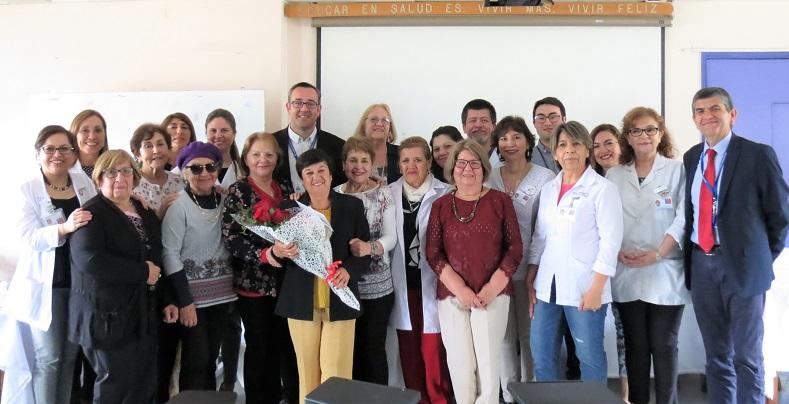 Centro De Amigos Del CVMF Celebró Sus 34 Años De Compromiso Y Solidaridad Con Los Usuarios