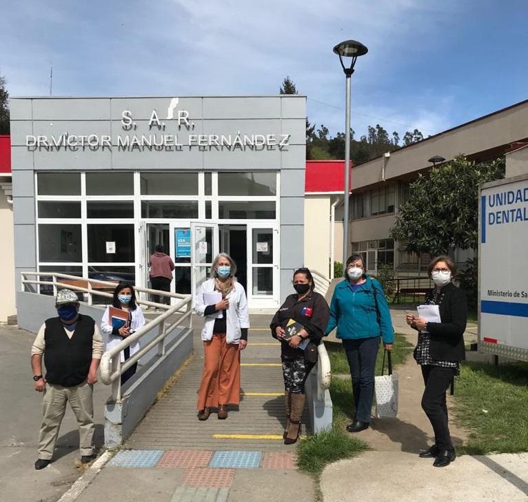 Cesfam Victor Manuel Fernández Capacita Dirigentes Sociales Para Prevenir El Coronavirus
