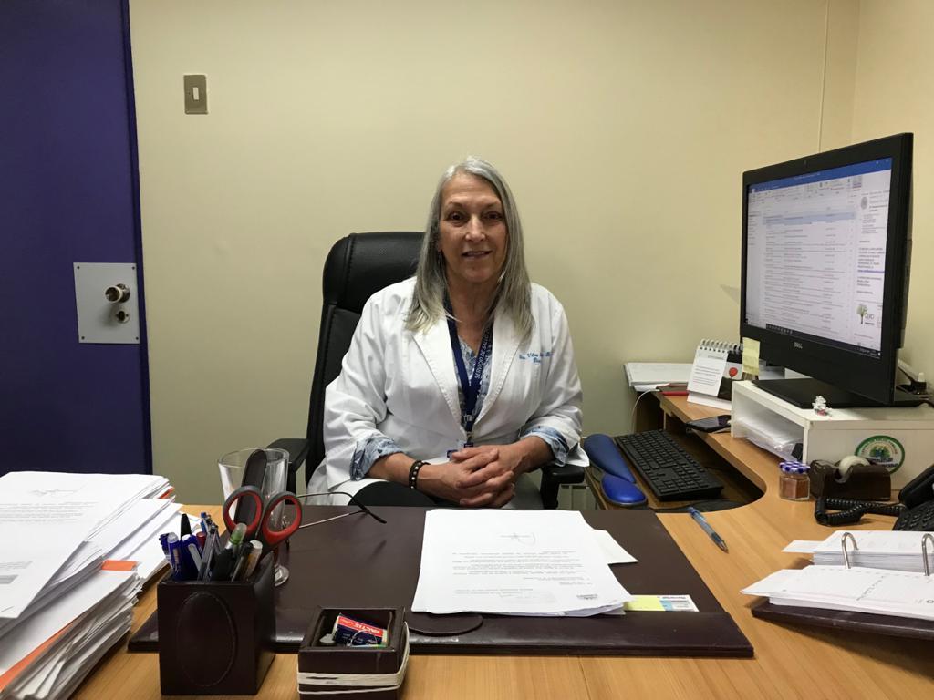 Directora Dra. Vilma Razmilic Bonacic, Saludo En El Día De La Atención Primaria De Salud
